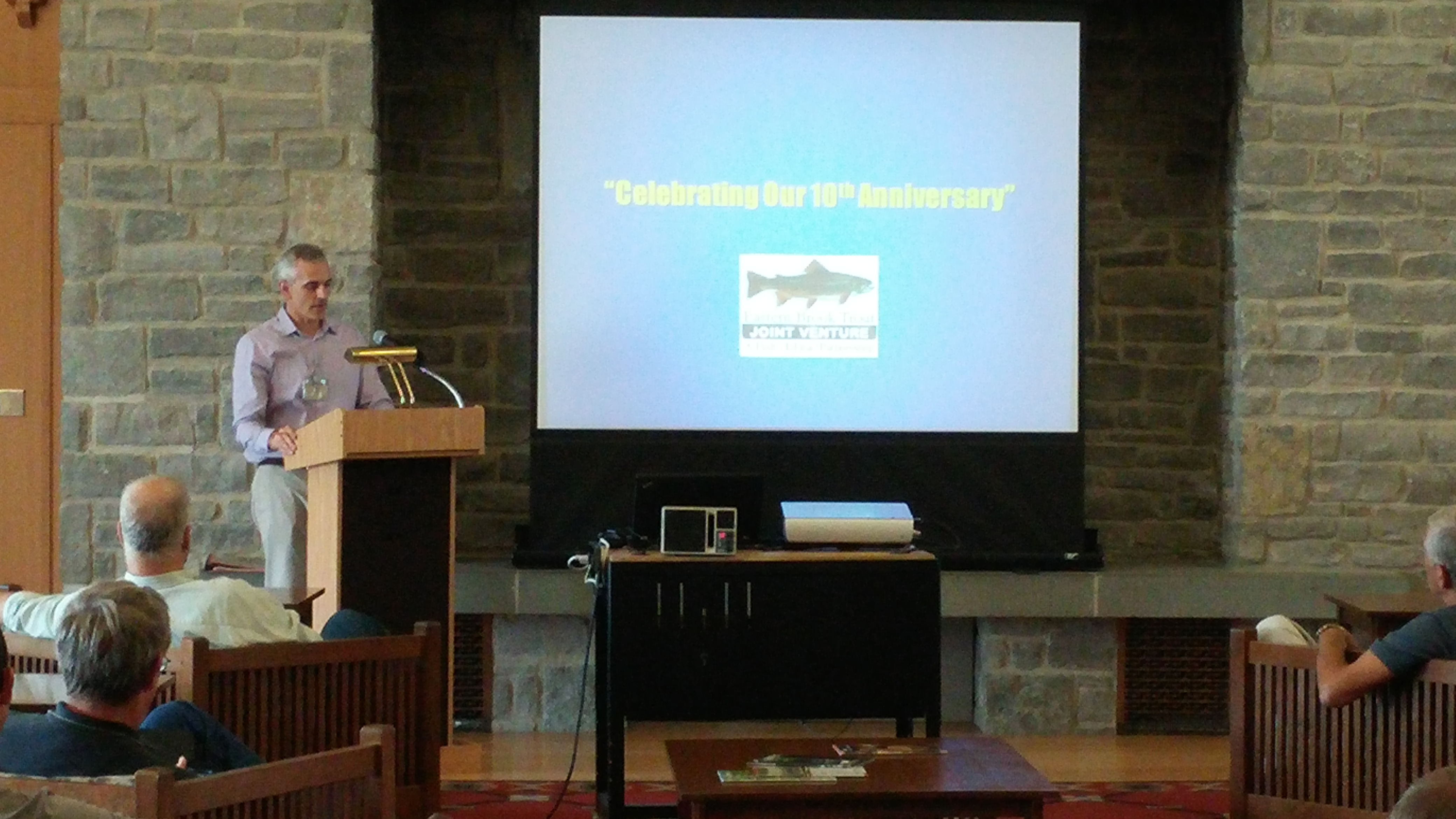 Doug Besler Welcomes Everyone to the 10th Anniversary Meeting - Photo 2