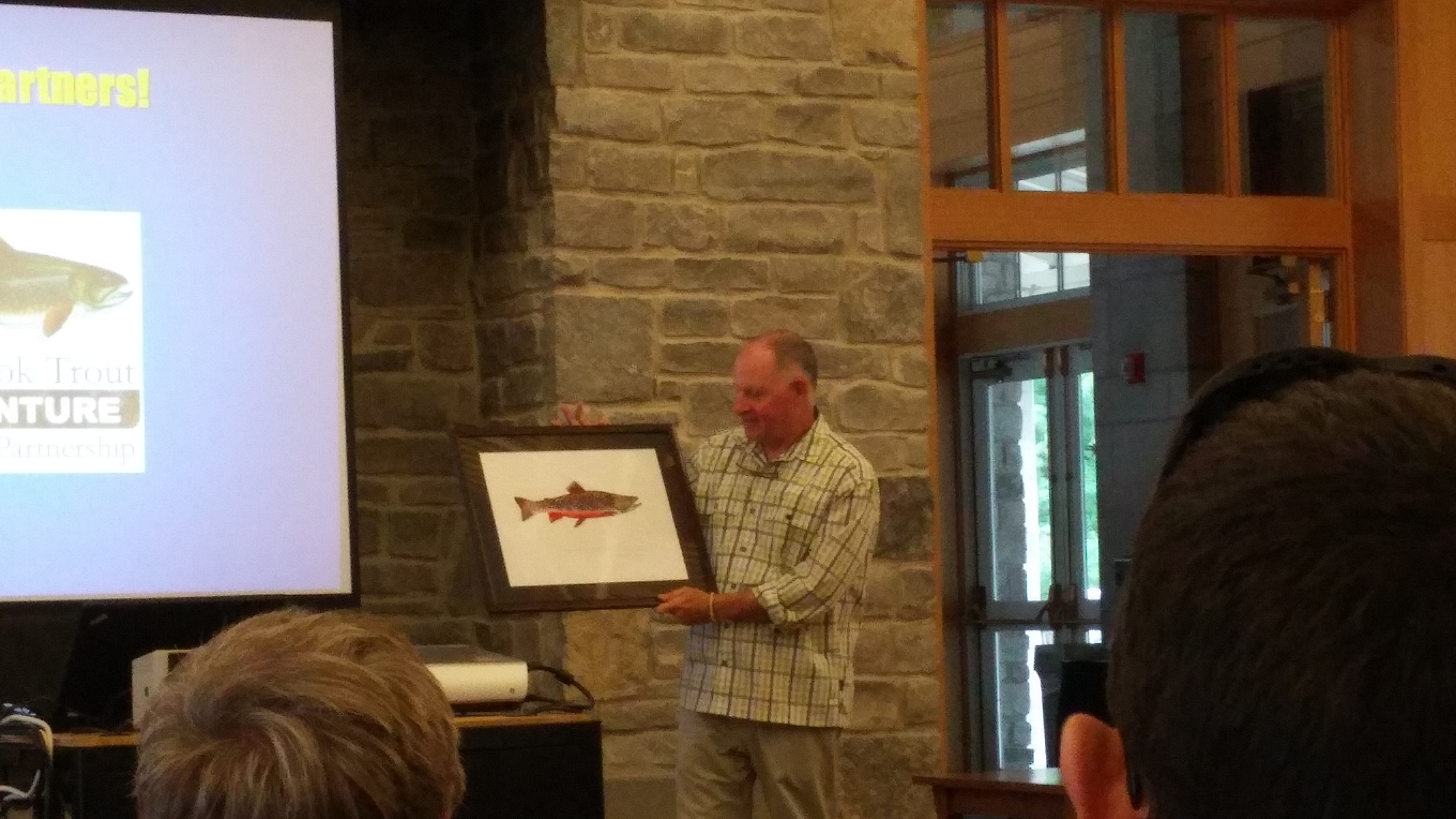 EBTJV Recognizes Tom Sadler - Photo 2