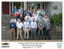 EBTJV 10th Anniversary Meeting September 8-11, 2014