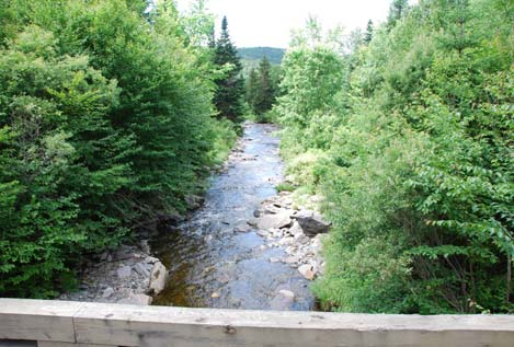 Indian Stream, New Hampshire