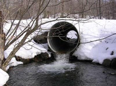 Stevensville Brook, Lake Champlain, Vermont