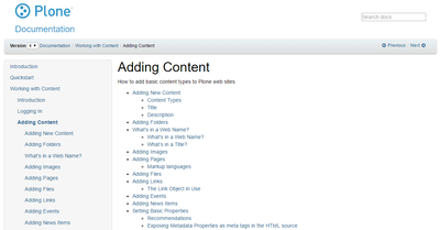 How to Add Content to EBTJV