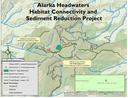 Alarka project map